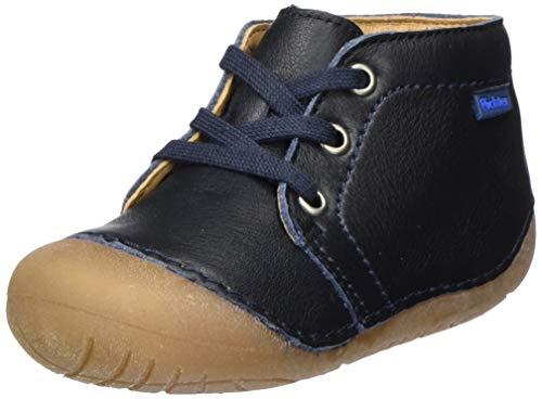 Richter Kinderschuhe Baby-Jungen Richie Sneaker, Blau (Atlantic 7200), 17 EU