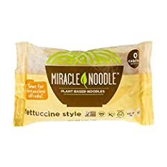 DIETARY FRIENDLY: Miracle Noodles and rice are approved for these special diets: Keto, Paleo, Certified Gluten-Free, Grain-Free, Soy-Free, Certified Vegan, Certified Kosher, and Blood Sugar-Friendly. Miracle Noodle products are made from quality, pla...