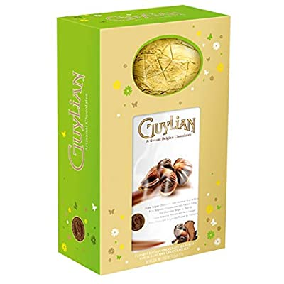 guylian medium seashells easter egg in gift box 275g Guylian Medium Seashells Easter Egg in Gift Box 275g 41sXa4KXsFL