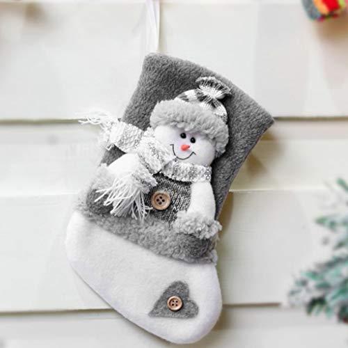 Christmas Tree Ornaments Christmas Stockings Gift Bag Christmas Gift Socks