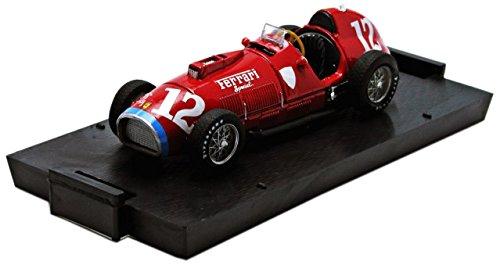 Brumm R126B - Modellino Auto Ferrari 375 Indyanapolis 1952 Rookie Test Scala 1:43 2010