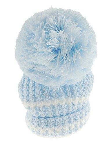 Glamour Girlz - Chapeau - Bébé (garçon) 0 à 24 mois 1 mois - bleu - 1 mois
