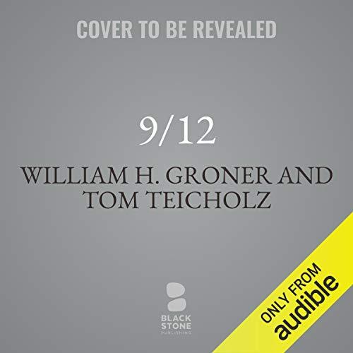 9/12 audiobook cover art