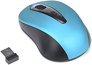 Ackful2.4GHz Wireless Mouse USB Optical Scrolling Game Mouse Tablet Laptop