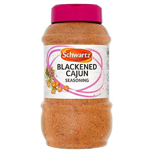 Schwartz Blackened Cajun Seasoning 550 g (Pack of 2)