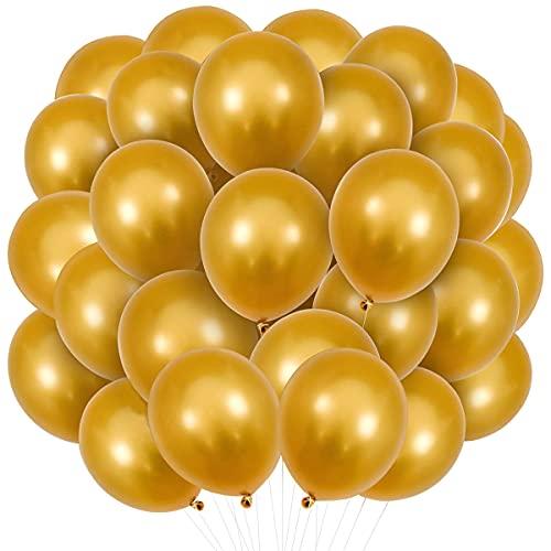 Songjum 50 paquetes de globos de látex, globos de látex de 12...