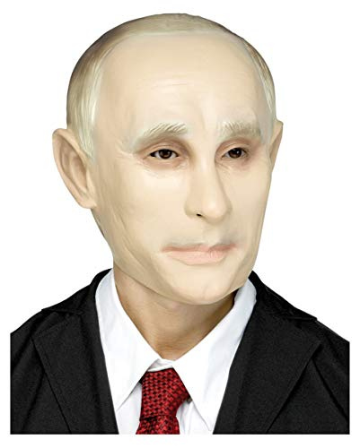 Horror-Shop Politiker PVC Maske Putin