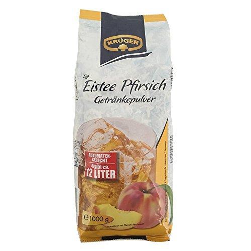 Krüger Eistee Pfirsich, 1er Pack (1 x 1000 g)