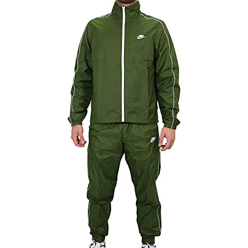Nike Chándal para hombre verde S