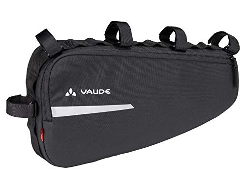 Vaude Frame Bag Pack Strap, 36 cm, Black