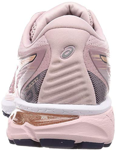 ASICS Damen Gt-2000 8 Running Shoe, Watershed Rose/Rose Gold, 39 EU - 4