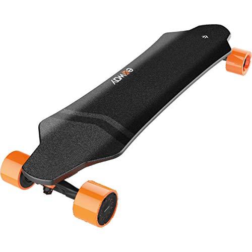 EXWAY X1 INTELLIGENTES Elektro Skateboard SENSORED Dual Motor 2X 1000WATT*