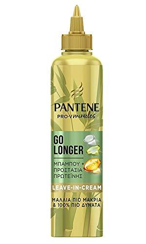 Pantene Pro-V Go Longer Protein Reconstruct Leave-In Hair Cream 270ml