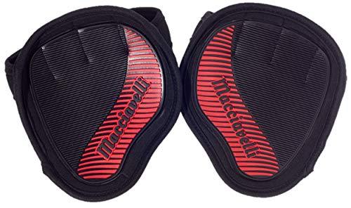 MACCIAVELLI - Fitness-Zubehör in Rot | Schwarz, Größe L