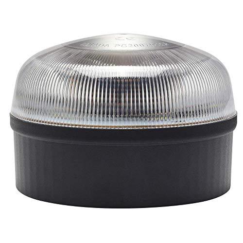 NLE NLEV16LED Luz de Emergencia Coche magnética (V16) -Señal de preseñalización de Peligro Homologada por la DGT