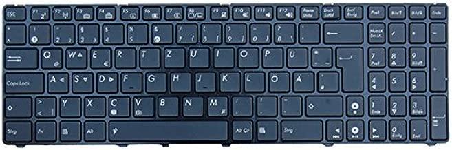 Green Cell/® Notebook Tastatur f/ür Asus X72J DE QWERTZ NEU