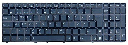 Tastatur für Asus K53 K53S K53E K53SD K53SC K53SJ K53X K53SV X54 X54L X54XI X54XB X54C A54L X54H X54HY X54H-BD3MA A52 A52F A52J A52N A52B A52D G60 G60J G60JX G60VX G72 G72GX G73 G73JH G73Jw G73Sw K52 K52DE K52Dr K52DY K52N K52F K52J K52JB G53 G53JW G53SW G53SX K73 k73e k73s k73y A53 A53E A53SK A53TA A53Z A53BR N51VG N51VN N53 N53J N53JF N53JQ N53JG N53JL N53JN N73 N73J N73JG N73JN N73JF N73JQ N61J N61Jv N61Jq N61Ja N61Da X53 X53S X53E X53E-XR1 X53E-XR2 X52 X52F X52J Deutsch NEU Schwarz