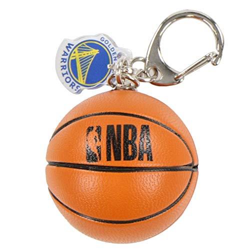 バスケットボール 小物 ボール型キーホルダー WARRIORS