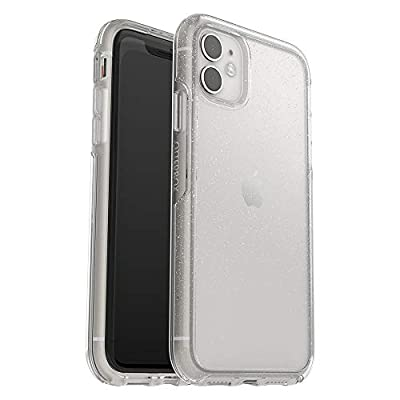OtterBox Symmetry Clear Series Case for iPhone 11 – Stardust (Silver Flake/Clear)