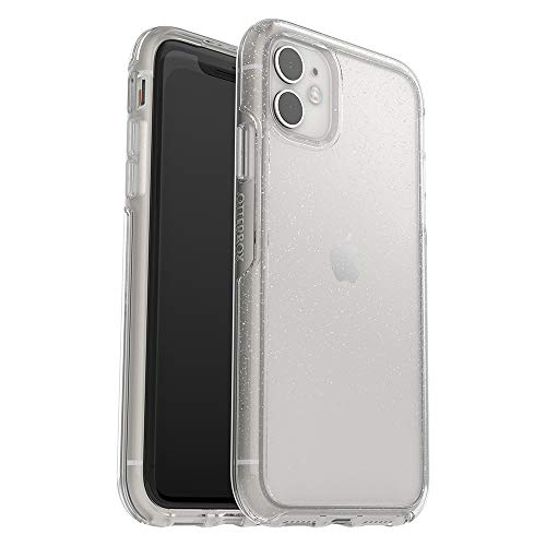OtterBox SYMMETRY CLEAR SERIES Case For iPhone 11 - STARDUST (SILVER FLAKE/CLEAR)