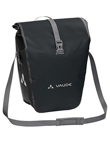 VAUDE Aqua Back Single, Borsa da Bicicletta Unisex Adulto, Nero, Taglia Unica