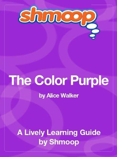 The Color Purple: Shmoop Study Guide (English Edition)