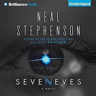 Seveneves cover art