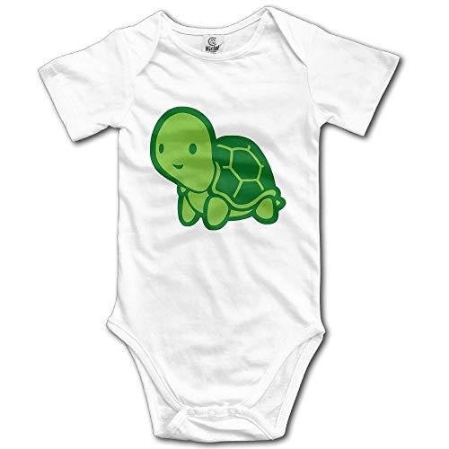 SDGSS Bodysuits Turtle Testudines koudbloedige dier grappige baby eendelige pak Bodysuit