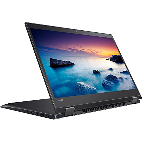 2018 Lenovo Flex 5 15 2-IN-1 Laptop: 15.6' IPS Touchscreen Full HD (1920x1080), Intel Quad Core i7-8550U, 512GB SSD, 16GB DDR4, NVIDIA 940MX, Backlit Keys, Windows 10 - Black (Renewed)