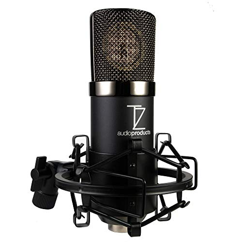 Stellar X2 Vintage Large-Diaphragm Cardioid Condenser XLR Microphone
