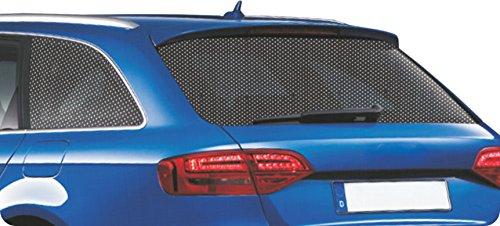 carstyling XXL Tönungsfolie adhäsive selbsthaftende Lochfolie Set 70 x 150 cm und 50 x 150 cm Klima ~ schneller Versand innerhalb 24 Stunden ~