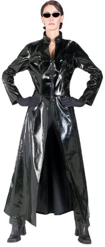 The Matrix: Trinity Adult Costume