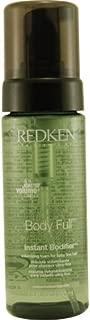 Redken Body Full Instant Bodifier Volumizing Foam, for Baby Fine Hair, 5-ounce