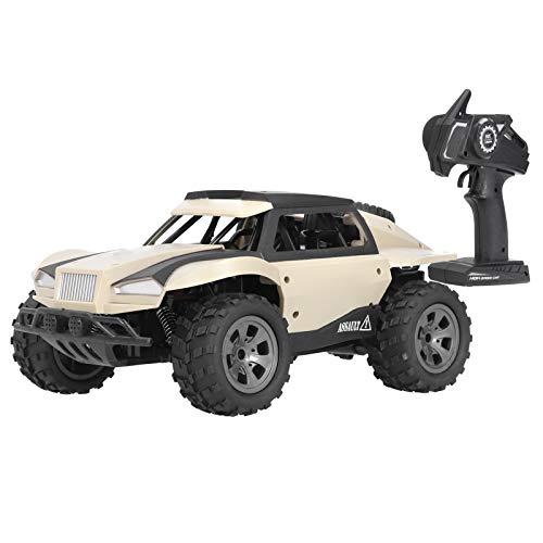 Omabeta Stunt Racing Car Off-road Vehículo Camión Compañero de clase Reunión Chicos (cremoso-blanco)