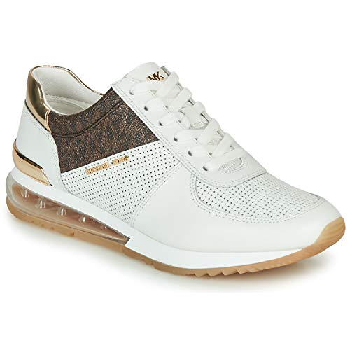 MICHAEL MICHAEL KORS ALLIE TRAINER EXTREME Sneakers dames Wit Lage sneakers