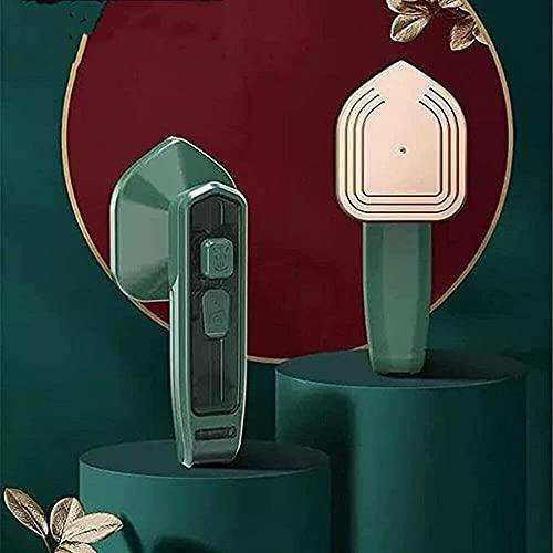 Hierro de Vapor Micro sin Vapor inalámbrico, Mini Vapor de Mano portátil, Plancha de Vapor de Mano de Mano - Mini máquina de Planchado portátil Plegable para el hogar y el Viaje