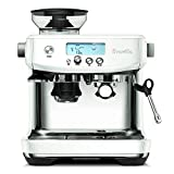 Breville the Barista Pro BES878 Automatic Espresso Machine w/Integrated Conical Burr Grinder...