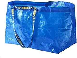 IKEA FRAKTA Shopping Bag, X1, Classic Blue