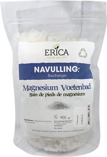 Erica - Magnesium Voetenbad Navulling - 900 gram