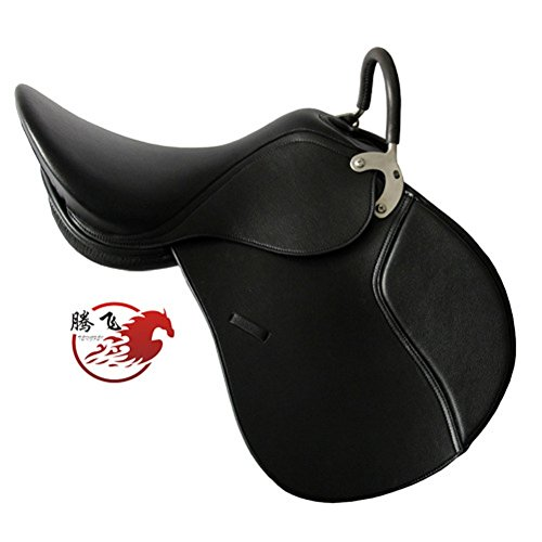 Reitsattel Leder Pferdesattel-Set Ledersattel Pferde-Sattel Springsattel