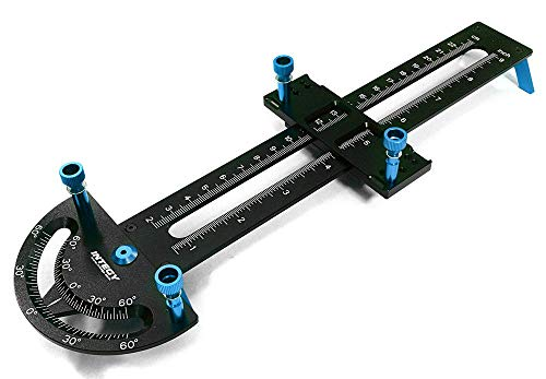 Integy RC Model Hop-ups C27081LIGHTBLUE Links, Push Rods &