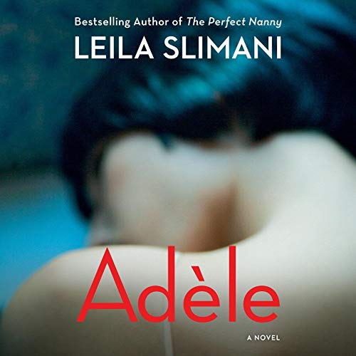 Adèle audiobook cover art