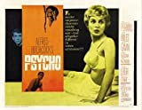 Psycho - Alfred Hitchcock - Movie Film Wall Poster - 30.4 x