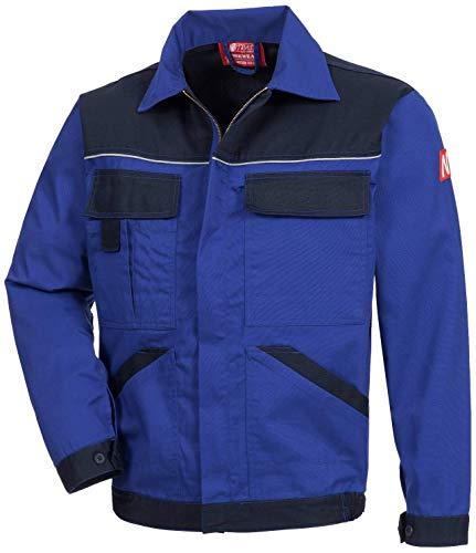 Nitras 7550 Männer-Sicherheitsjacke - Jacke für die Arbeit - Blau - 56