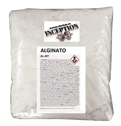 Inception Pro Infinite Alginato per calchi di Parti del Corpo - atossico - quantità a Scelta (1kg)
