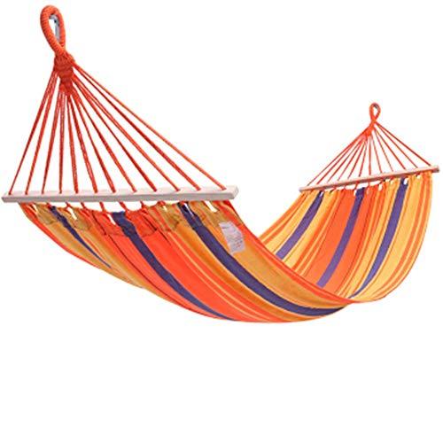YBWEN Hamaca Hamaca Cubierta de Lona Colgante al Aire Libre Silla de Camping Ocio Mil Hábitat Grues
