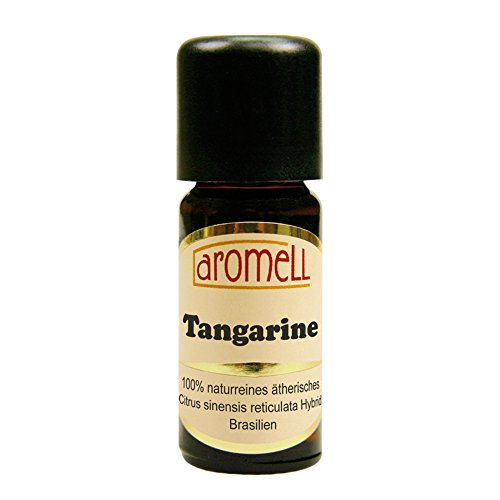Tangarine - 100{c3f1b316a1a2e2012cdee9c1301d747a5afd5f570ebc6402994c0ef2c737f477} naturreines, ätherisches Öl aus Brasilien, 10 ml