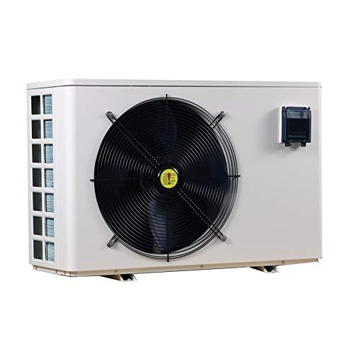ALSI 7 DC Inverter Schwimmbad Wärmepumpe