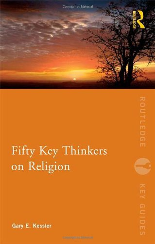 Fifty Key Thinkers on Religion (Routledge Key Guides)の詳細を見る