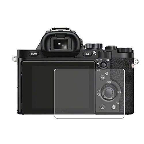 Vaxson 3-Pack TPU Pellicola Protettiva, compatibile con Sony Alpha 7R α7R A7R, Screen Protector Film [ Non Vetro Temperato ]
